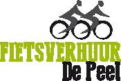 logo fietsverhuur de peel